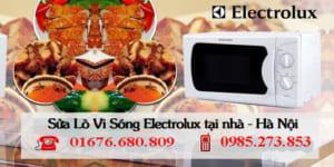 Sửa lò nướng Electrolux