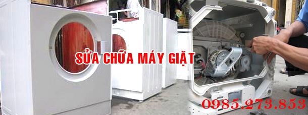 Sửa máy giặt tại nhà đường Tôn Thất Tùng