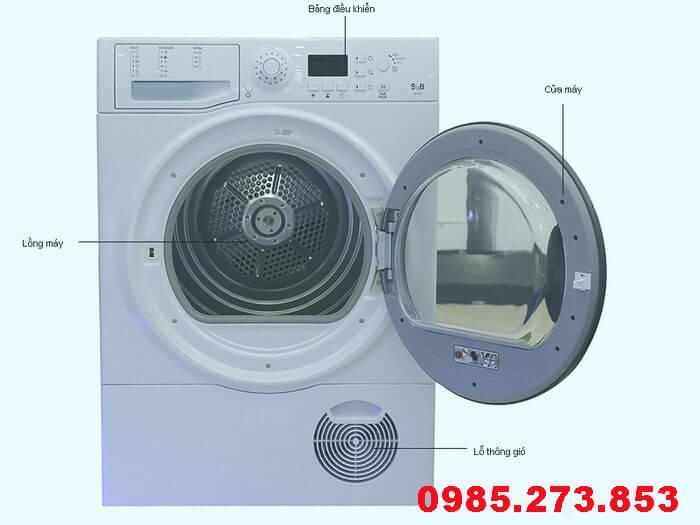 Sửa máy sấy quần áo hãng Bosch tại Hà Nội