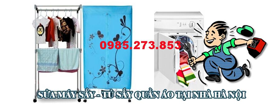 Sửa máy sấy quần áo hãng Hitachi tại Hà Nội