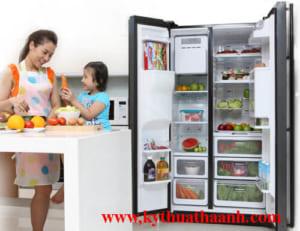 Sửa tủ lạnh nội địa Mitsubishi