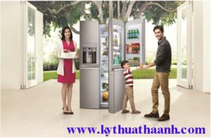 Sửa tủ lạnh nội địa Nhật điện 110V