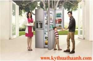 Sửa tủ lạnh nội địa Nhật tại Định Công