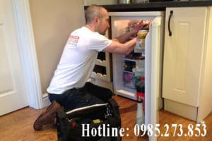 Sửa tủ lạnh tại Định Công