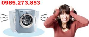 Tại sao máy giặt bị kêu to khi vắt