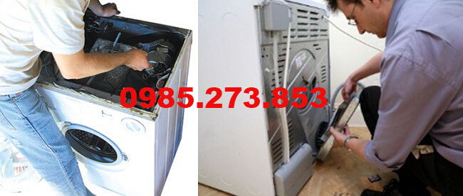 Trung tâm sửa máy sấy quần áo tại Hà Nội