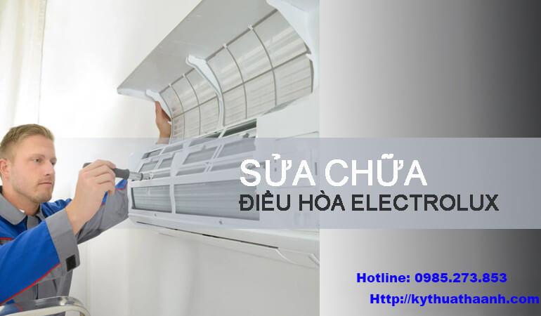 Sửa điều hòa Electrolux