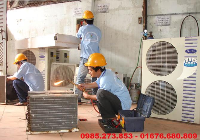 Sửa điều hòa Inverter