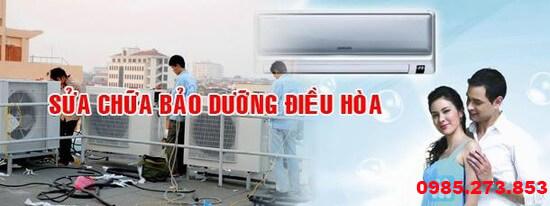 Sửa điều hòa tại Minh Khai