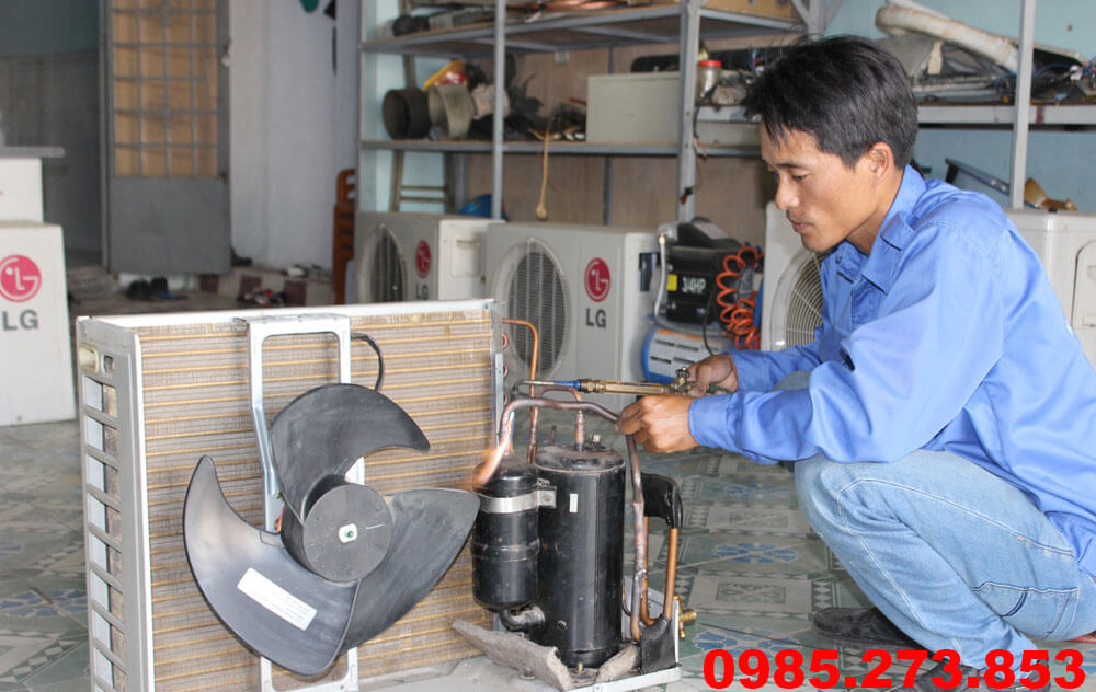 Sửa điều hòa tại Trần Duy Hưng