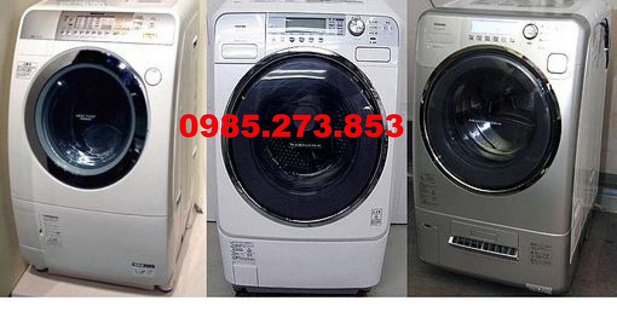 Sửa chữa bảo dưỡng máy giặt nội địa Nhật điện 110v
