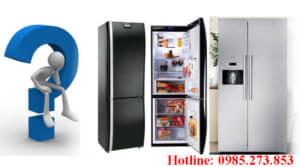 Sửa tủ lạnh nội địa Nhật 110v chuyên nghiệp